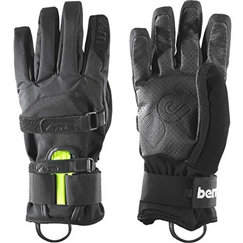 Review for Bern Wrist Protection Gloves Black Mens Sz S