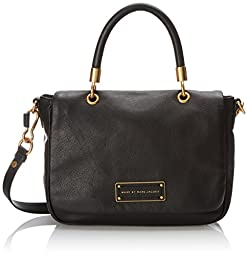 Marc by Marc Jacobs Too Hot To Small Top Handle Bag, Black, One Size