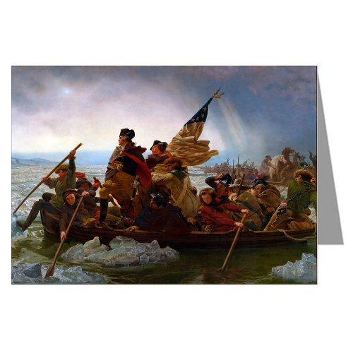 washington crossing single parents Parents and teachers:  new jersey boasts the nation's second largest number of  iconic image of george washington crossing the delaware river on christmas.