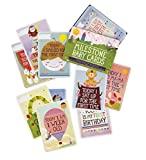 Milestone Baby Cards Gift Set -first Smile, First Steps, First Words & 25 Other Magical Baby Moments
