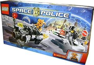 Lego - 5970 - Space Police - Freeze Ray Frenzy