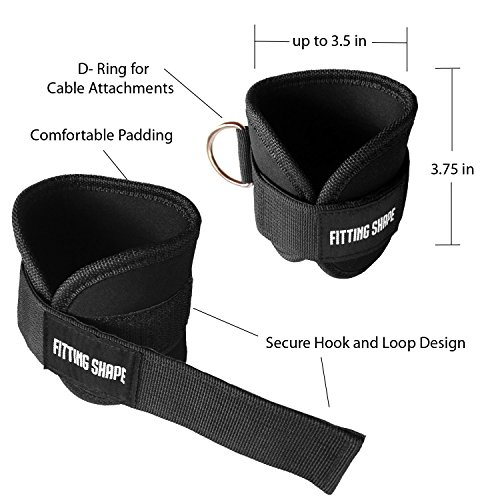 ankle straps for cable machine