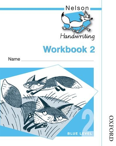 Nelson Handwriting Workbook 2 (X10)