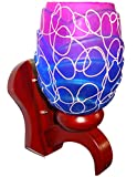 Rck Products Wall Lamp(Blue-pink)