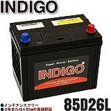 INDIGOバッテリー ランドクルーザープラド【型式KH-KDJ95W 2000年7月~2002年10月 1KD-FTVエンジン 電動ウィンチ 標準車】