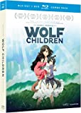 Wolf Children [Blu-Ray + DVD]