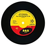 Your Heart Belongs To Me [VINYL] The Supremes
