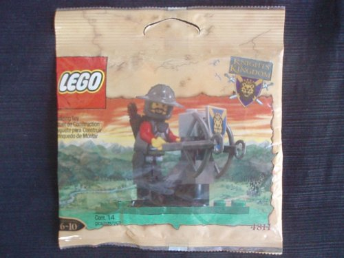 LEGO Castle Knights Kingdom Defense Archer - 4811 - 1