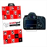 Scratchgard Ultra Clear Screen Protector Camera Canon EOS 5D Mark IV