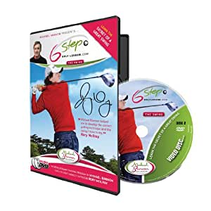 PT Golf 6 Step Golf Michael Bannon Coach to Rory Mcilroy