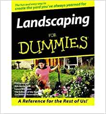 Landscaping for dummies author philip giroux jan for Landscaping for dummies