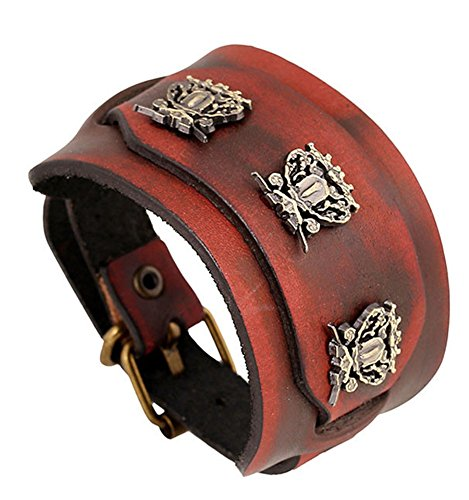 saysure-long-245cm-wde-and-14cm-claret-new-leather-bracelet