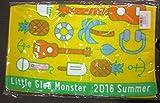 リトグリ LittleGleeMonster リトロジー夏タオル2016 黄色