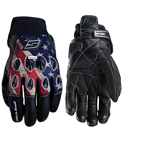 GANTS FIVE STUNT REPLICA USA XL