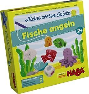 HABA 4983 - MES - Fische angeln, Lernspiel