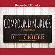 Compound Murder | Bill Crider
