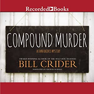 Compound Murder Audiobook