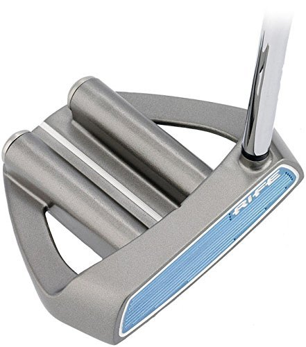 Rife Two Bar Hybrid Mallet Long Putter (Right Hand, 50-Inch)