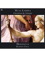 Musa Latina: L'invention De L'Antique
