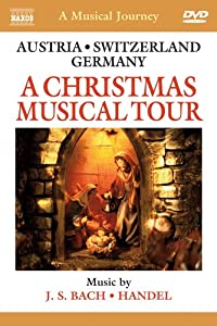 Musical Journey Christmas Musical Tour from Naxos DVD