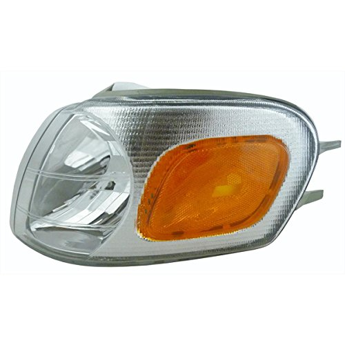 Chevy Venture 97-05 Side Marker Lamp - Left Driver Side Light Lens & Housing (Chevy Venture Engine compare prices)