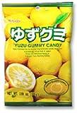 Japanese Fruit Gummy Candy from Kasugai - Yuzu - 102g