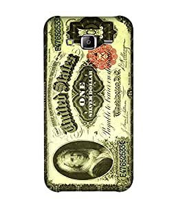 small candy 3D Printed Back Cover For Samsung Galaxy On7 -Multicolor dollar