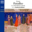 Paradise: From The Divine Comedy (       UNABRIDGED) by Dante Alighieri Narrated by Heathcote Williams