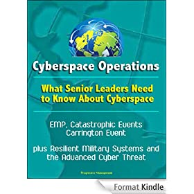 Cyberspace Operations: What Senior Leaders Need to Know About Cyberspace - EMP, Catastrophic Events, Carrington Event, plus Resilient Military Systems and the Advanced Cyber Threat (English Edition)