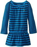 Nautica Little Girls' Jersey Stripe Dress