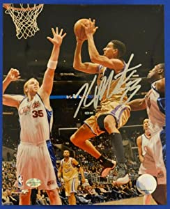 Kevin Martin Authentic Autographed Sacramento Kings 8x10 Photo!
