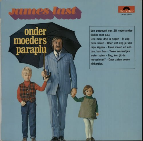 James Last - onder moeders paraplu - Zortam Music