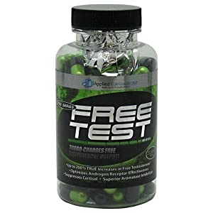 Applied Nutriceuticals Free Test -- 700 mg - 100 Capsules