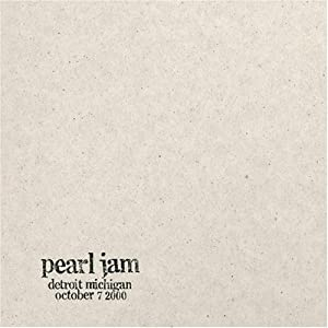 Pearl Jam - 2000-10-07: Detroit, MI, USA (disc 1) (#51)