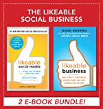 img - for The Likeable Social Business book / textbook / text book