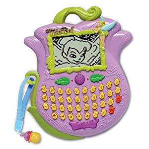 Click to buy Oregon Scientific Tinkerbell Handheld Learner from Amazon!