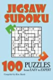 img - for Jigsaw Sudoku: 100 Puzzles from Easy to Expert book / textbook / text book