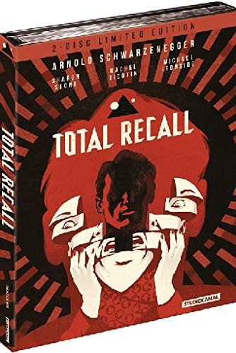 Total Recall - Remastered [Blu-ray] [Limited Edition]