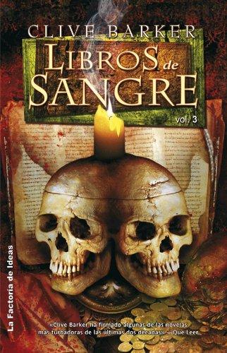 Libros De Sangre 3