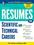 Resumes for Scientific and Technical Careers (Professional Resumes Series)