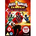 Power Rangers Samurai Vol.1 The Team Unites (Nickelodeon, Channel 5) [DVD]