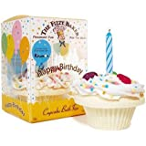 Fizzy Baker Birthday Bath Cupcake