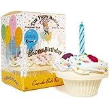 Fizzy Baker Birthday Bath Cupcake