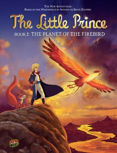 #02 The Planet of the Firebird (The Little Prince) (Gems Of Jealousy compare prices)