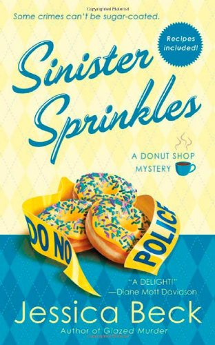 book cover of Sinister Sprinkles
