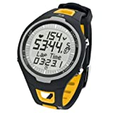 Sigma Sport PC 15.11 Yellow Multifunctional Heart Rate Monitor Watch HRM PC15.11