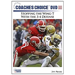 Stopping the Wing-T With the 3-4 Defense