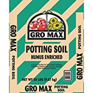GROMAX LLC 052050 Gro Max Potting Soil-20LB POTTING SOIL