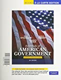 Essentials of American Government: Roots and Reform, 2011 Edition, Books a la Carte Plus MyPoliSciLab -- Access Card Package (10th Edition) (020505904X) by O'Connor, Karen