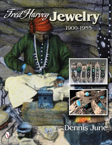 Fred Harvey Jewelry: 1900 - 1955 PDF